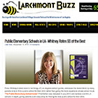 Featured at Larchmont Buzz