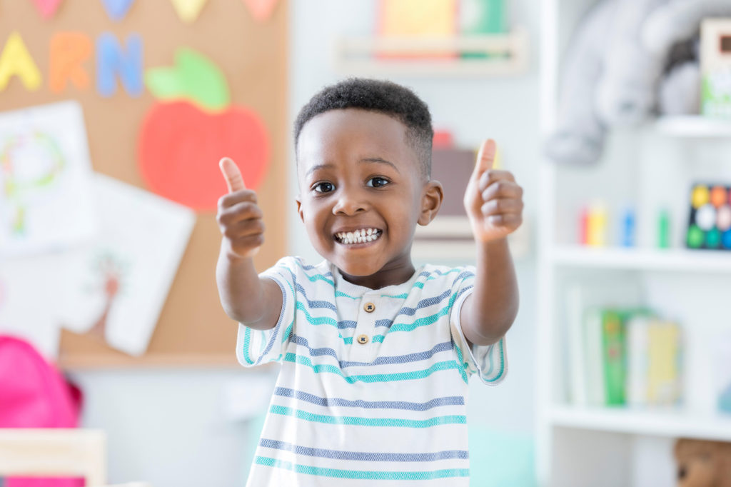 A Modern Manners & School Readiness Course